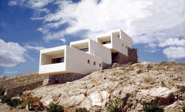 El Bello Verano Miguel Fisac Arquitectura Arquitectura Española