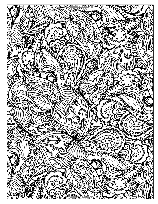 Beautiful Patterns Adult Coloring Books Designs (Sacred Mandala ...