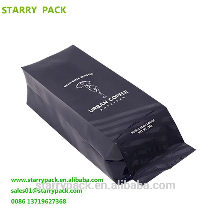 Download Wholesale Side Gusset 5lb Coffee Bag With Valve Coffee Powder Packaging Bag View Side Gusset Coffee Bags Shenzhen Starry Pack Product Details From Shenzhen St Coffee Bag Coffee Powder Coffee