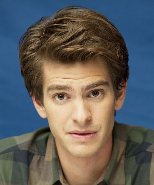 Compact Short Straight Formal Andrew Garfield Hairstyles Newest Andrew Garfield Hairstyles Hair Styles 2014 Short Hair Styles Hair Styles