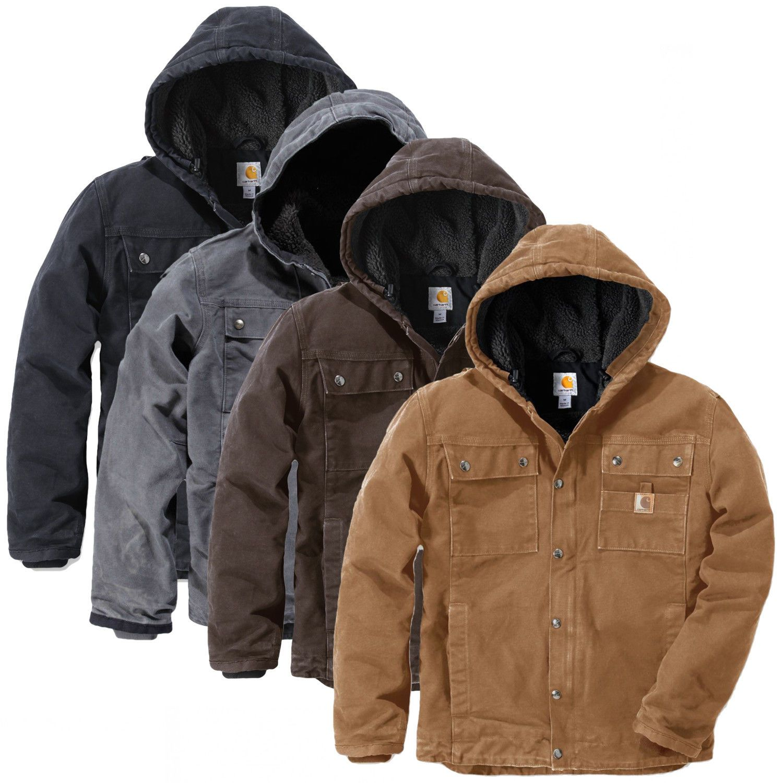 155 97 Carhartt Men S Winter Jacket Sand Sandstone Energetyczna Padded Workwear S To Carhartt Mens Win Winter Jacket Men Carhartt Mens Winter Jackets [ 1500 x 1500 Pixel ]