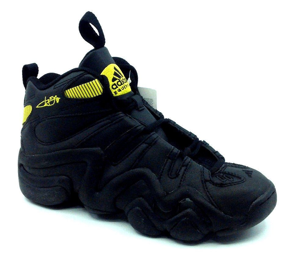official photos 987fa e964b eBay Sponsored Adidas Crazy 8 J BlackBlackYellow S84986 Size 6.5