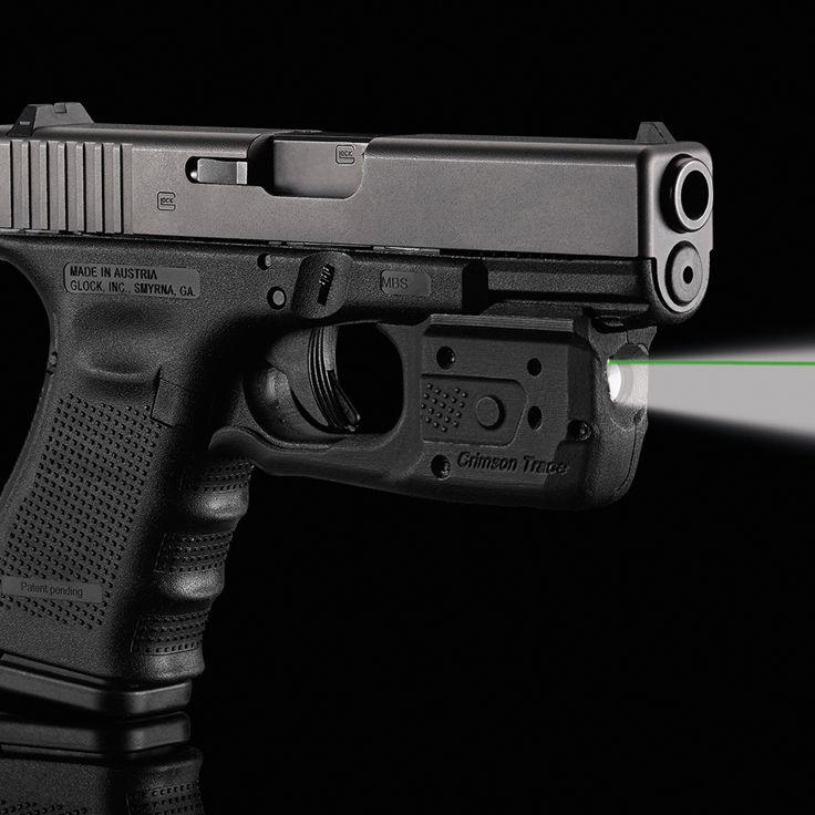 Hunting Lights & Lasers Crimson Trace Green Laserguard