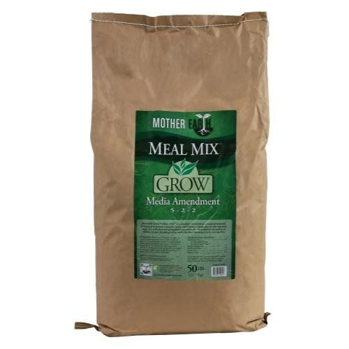 Mother Earth Meal Mix Grow 50 Lb You Can Get Additional Details At The Image Link Plant Nutrients How To Make Tea Growing