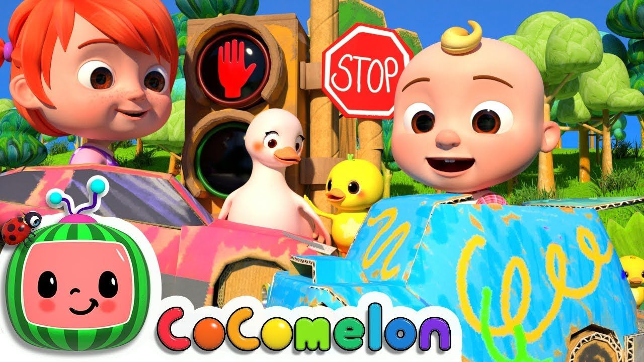 Traffic Safety Song Cocomelon Nursery Rhymes Kids Songs Youtube In 2020 Kids Songs Nursery Rhymes Rhymes For Kids
