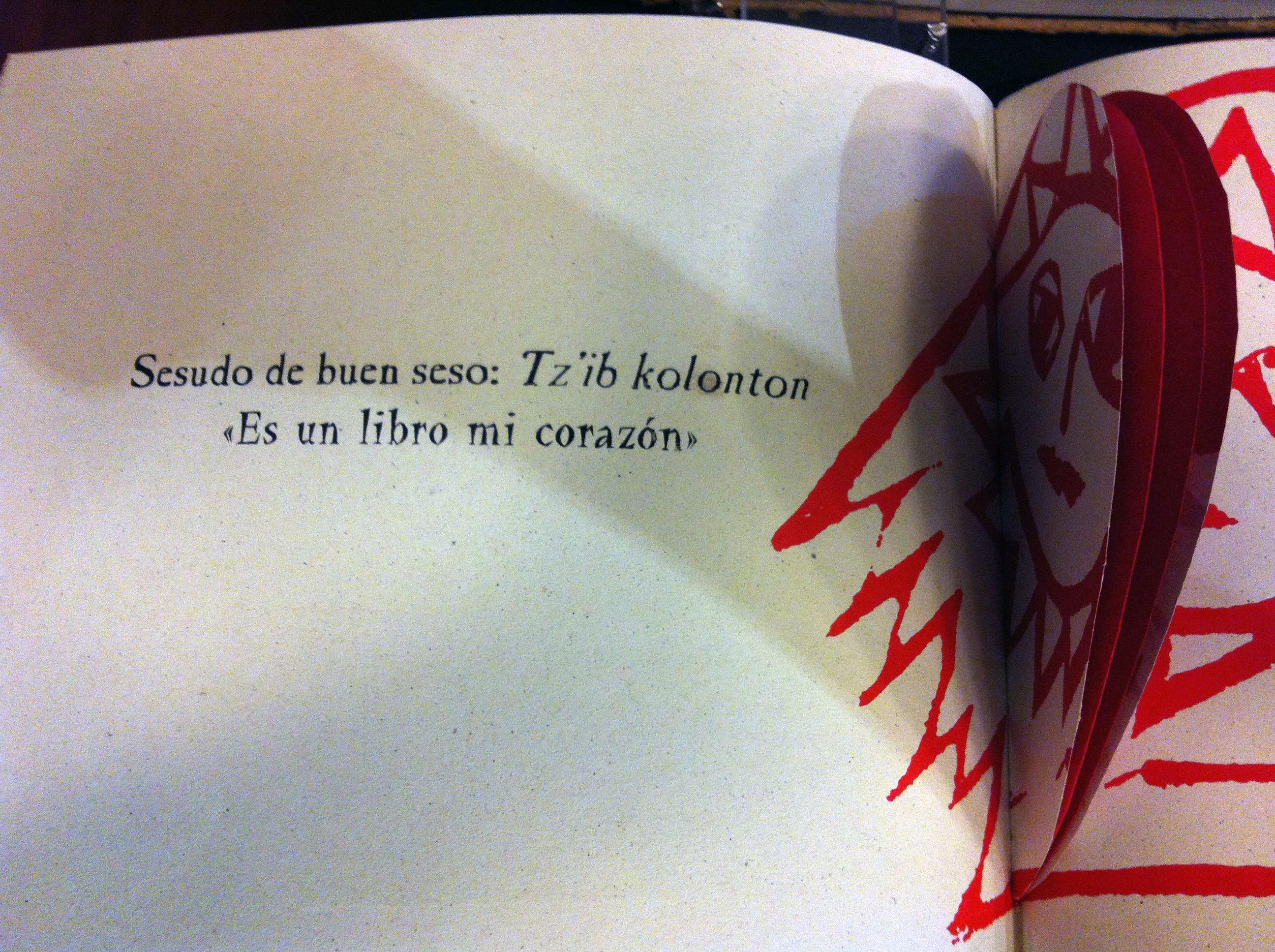 El libro de mi corazón