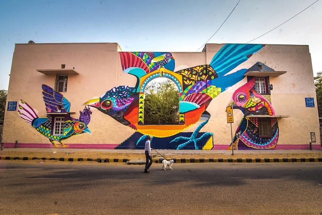 senkoe for st art india festival in lodhi colony, new delhi, indiasenkoe for st art india festival in lodhi colony, new delhi, india