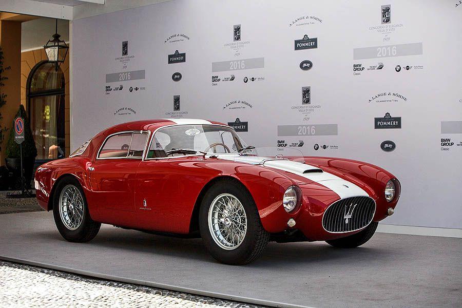 Maserati A6 GCS - Maserati A6 were various cars made by Maserati of ...
