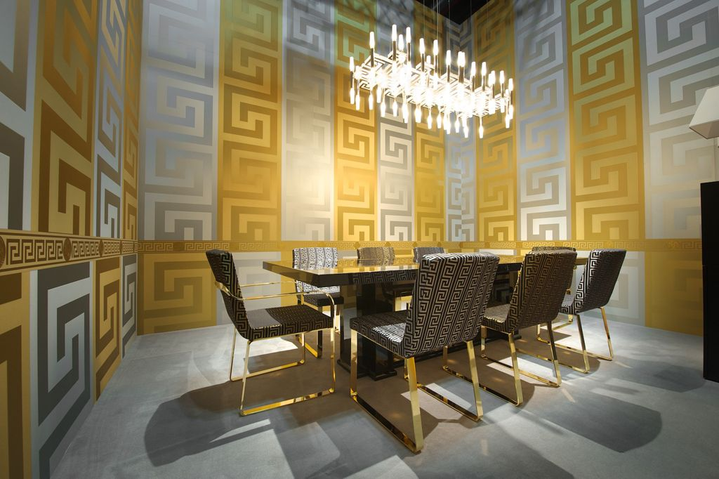 Mobili Versace ~ Versace home collection premium furniture versace mansion and