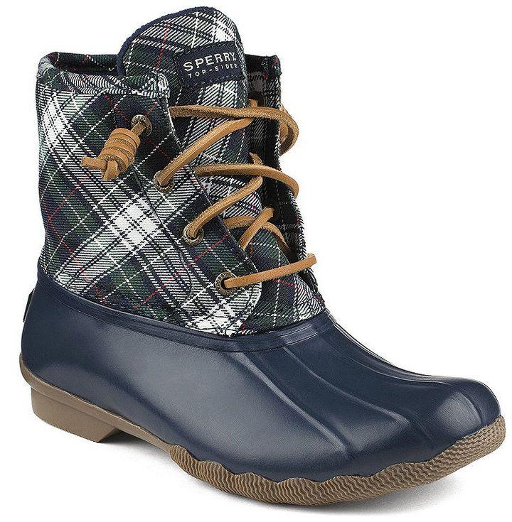 Boots, Sperry duck boots women