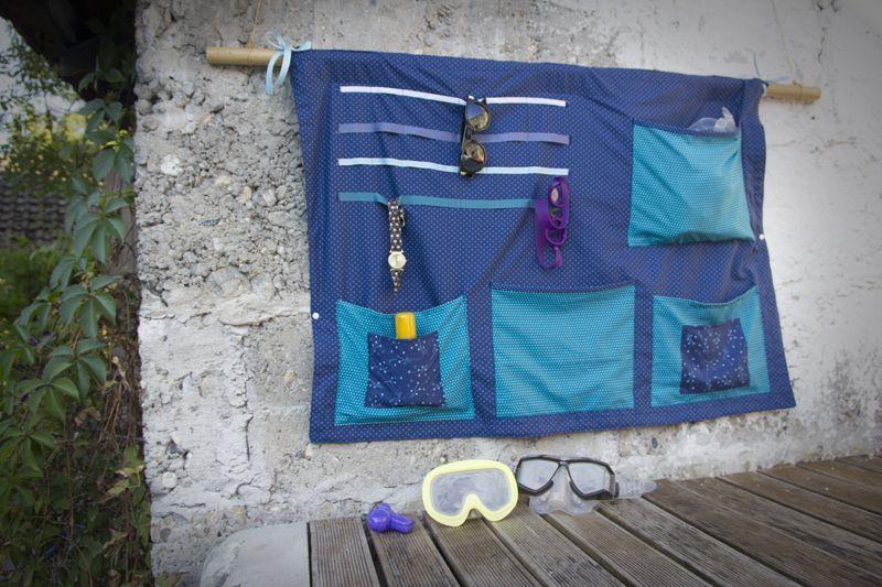 DIY-pour-la-piscine-tissu-bleu-intense Frou-Frou création Seven Lane