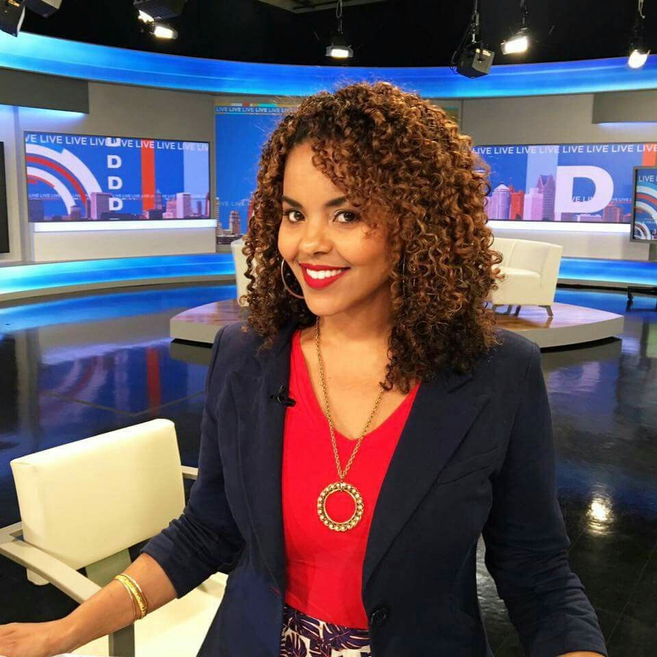 TATI AMADE Detroit WDIV | News media in 2019 | Women, Blazer