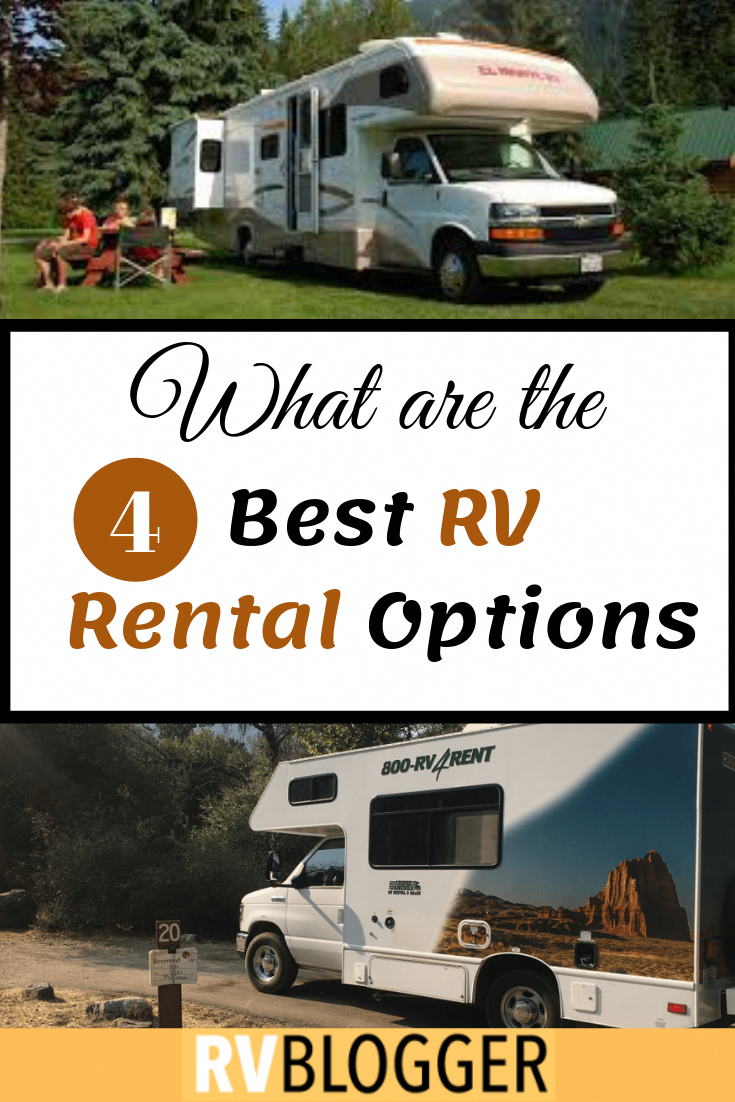 4 Best Rental Options For A Small Drivable Rv Travel Trailer Rental Rent Rv Rv Rental