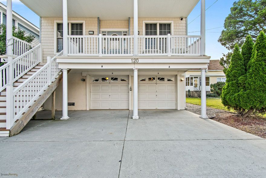 wildwood nj vacation rentals oceanfront is great for a every type of rh pinterest com
