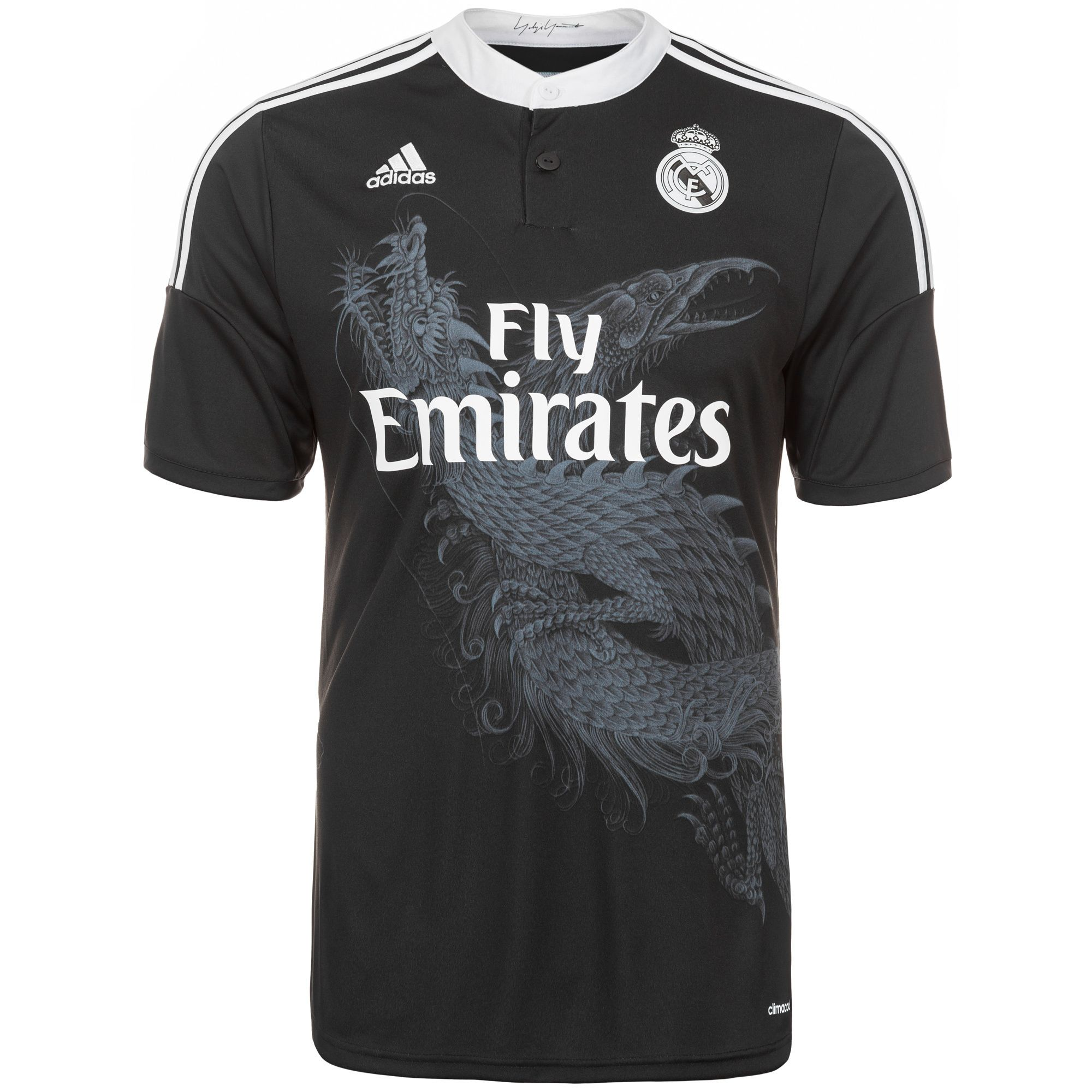 Men's 2014/15 Real Madrid FIFA Club World Cup Ronaldo 7 UCL Soccer Jersey
