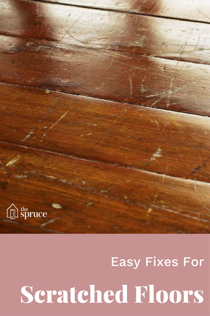 How To Repair Scratched Hardwood Floors Cleaning Wood Floors