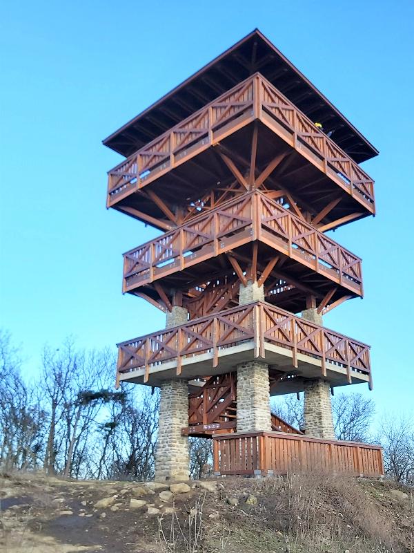 Tihanyi Apáti-hegy Őrtorony kilátó (Tihany közelében 0.3 ...