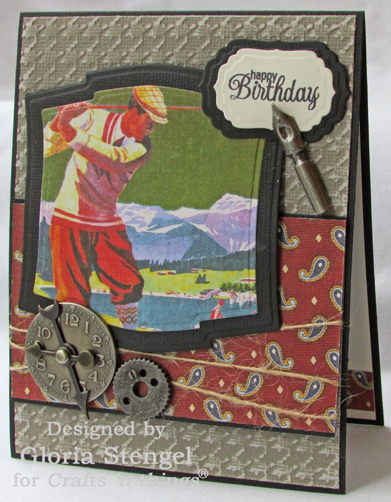 Scraps of Life: Cards for the Men in Your Life!