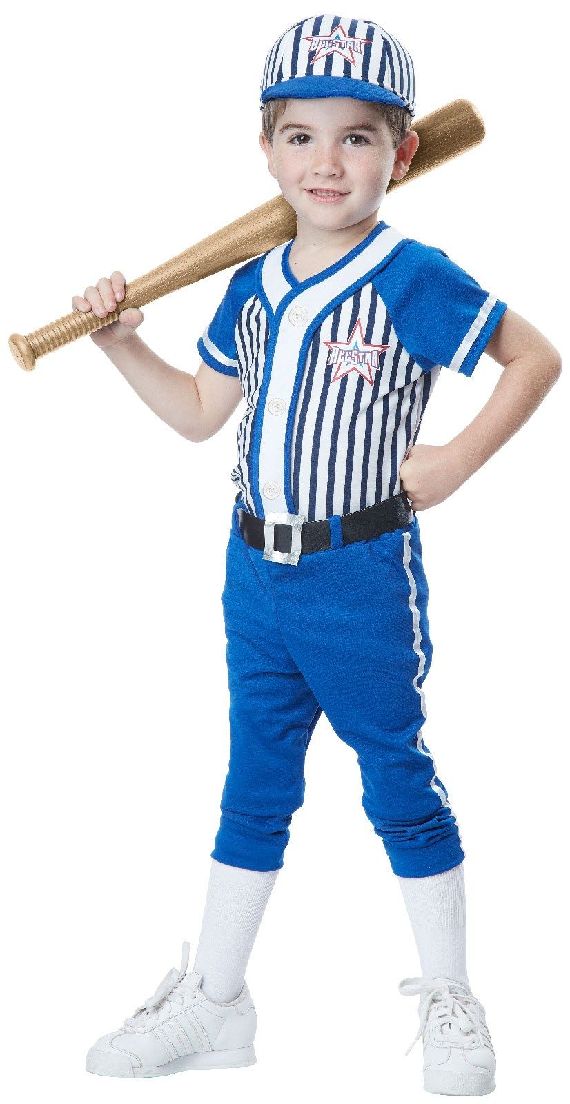 boys baseball player costume for toddlers | costumes world