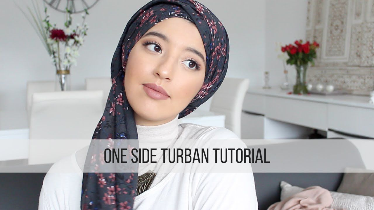 5b96523d3 One Side Turban Tutorial - Tutoriel Turban simple et rapide   HelloCocoon