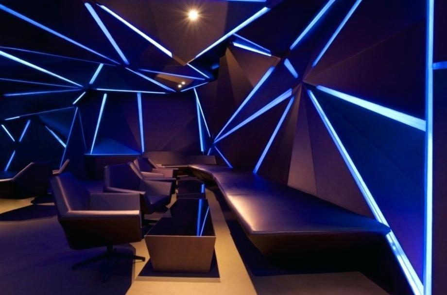 Strip Lighting Ideas Bar Interior Design Led Strip Lighting Lighting Design Interior