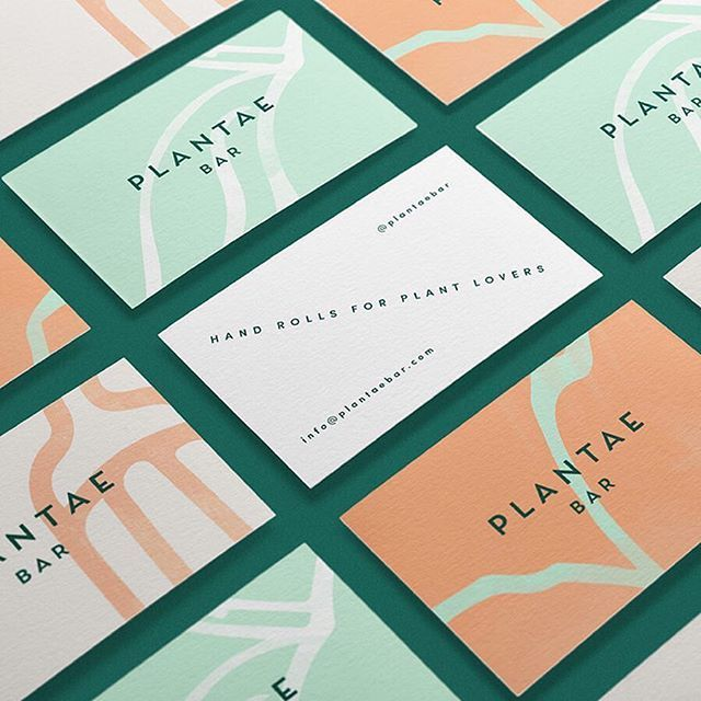 Soft Business Cards For Plantae Have An
