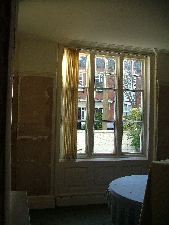 Large Sash Window Awaiting Stripping Windows Interior Paint Design Projects Slider
