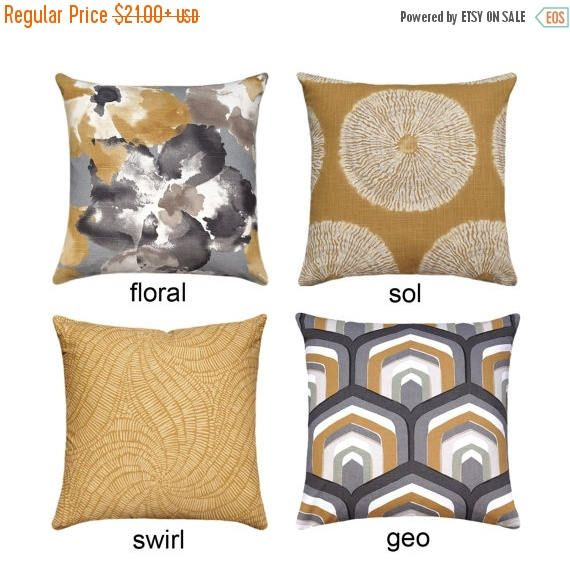 toss gold red white grey pillow decorative throws pillows home and accent couch decor throw
