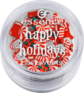 happy holidays - nail sweets 01 seasons greetings! - essence cosmetics