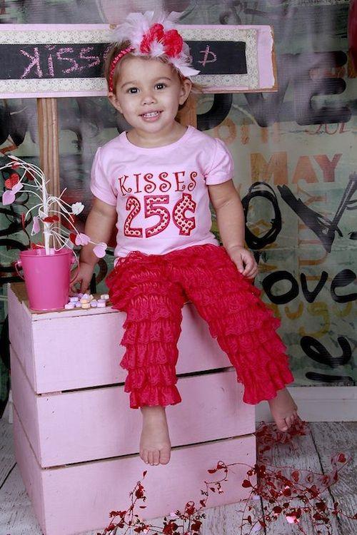 girls valentines day valentines day boutique little girls valentine dresses personlized - Girls Valentines Outfit