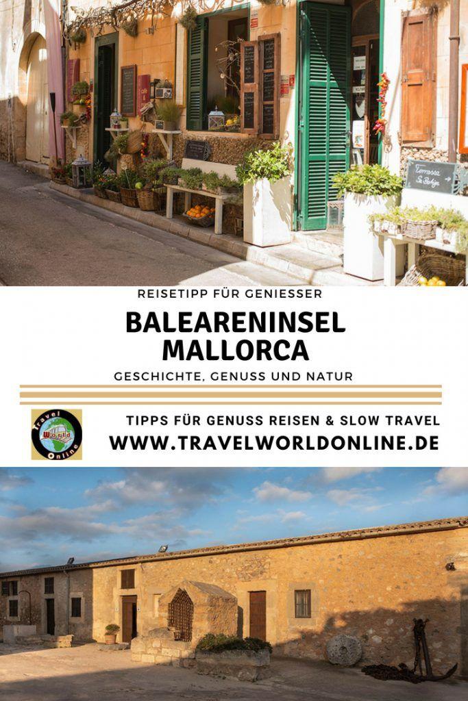 Mallorca Geschichte, Genuss und Natur - Gastbeitrag ...