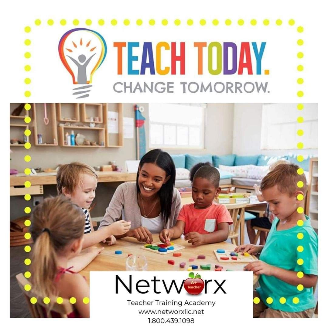Teacher training program🎓 Childcare teacher, Child care