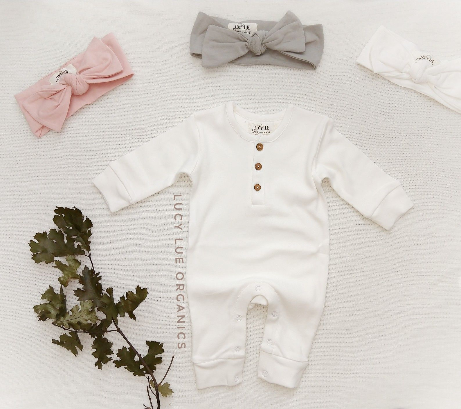 The softest baby clothes ever❤️ Shop cozy organic cotton baby