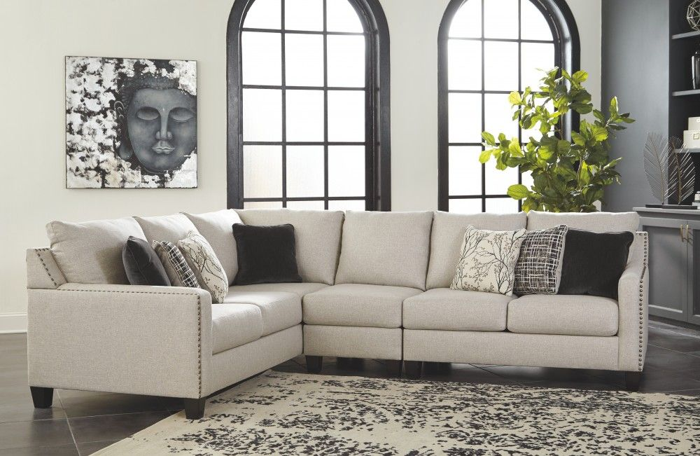 Hallenberg 3-Piece Sectional in 2019 | family room | 3 piece ...