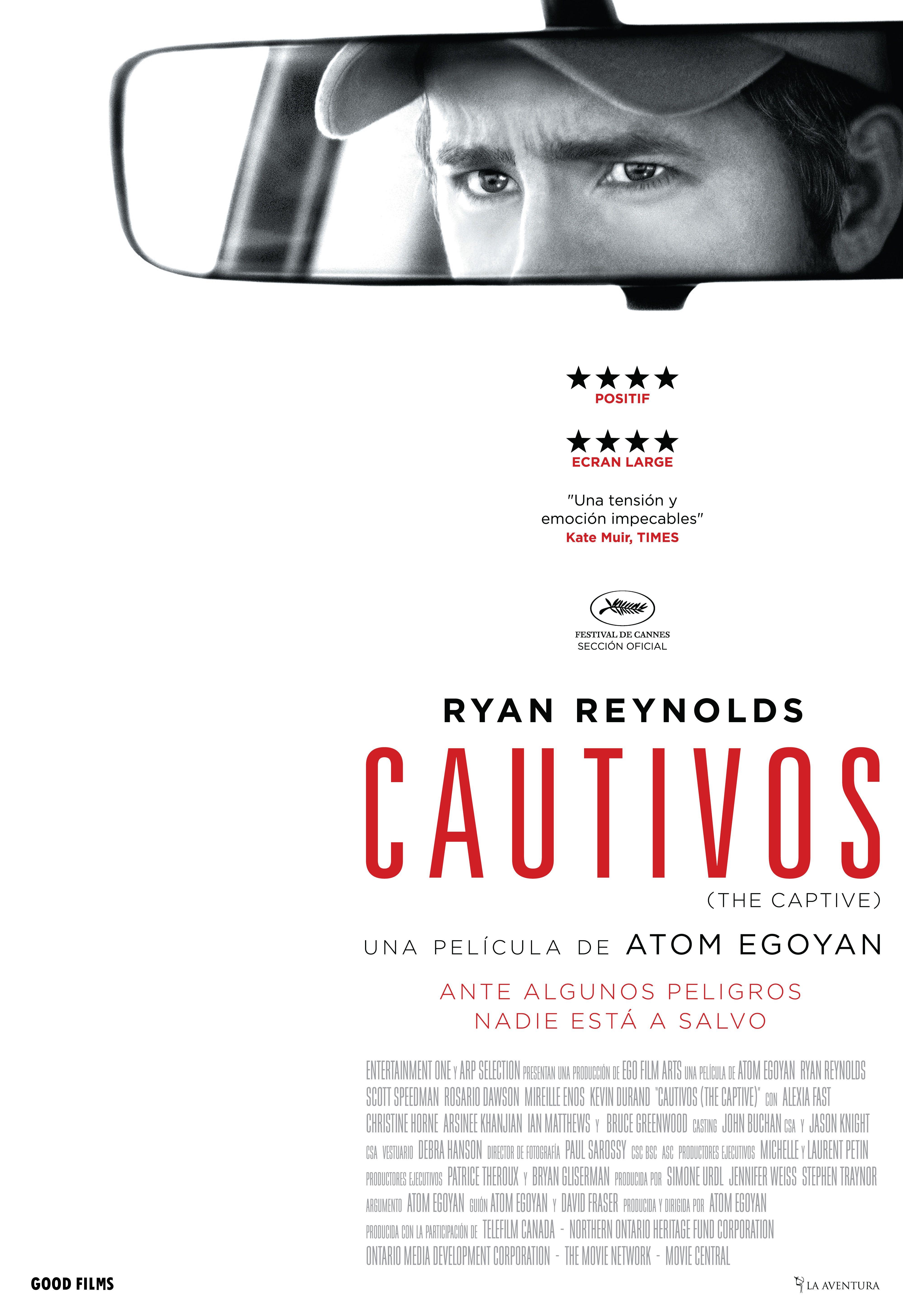 2014 - Cautivos - The Captive - tt2326612