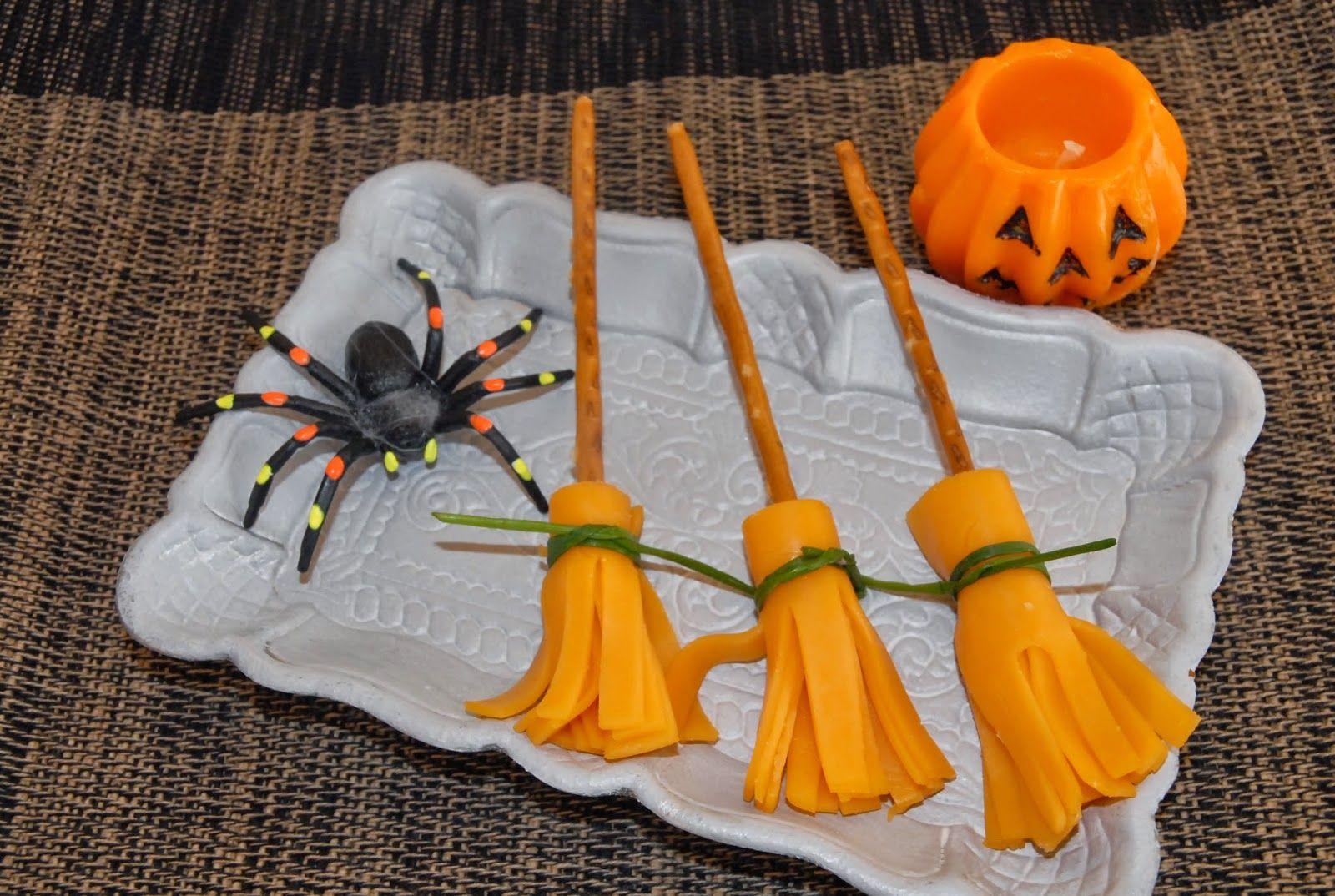 Bakemester  Snipp: Halloweentapas