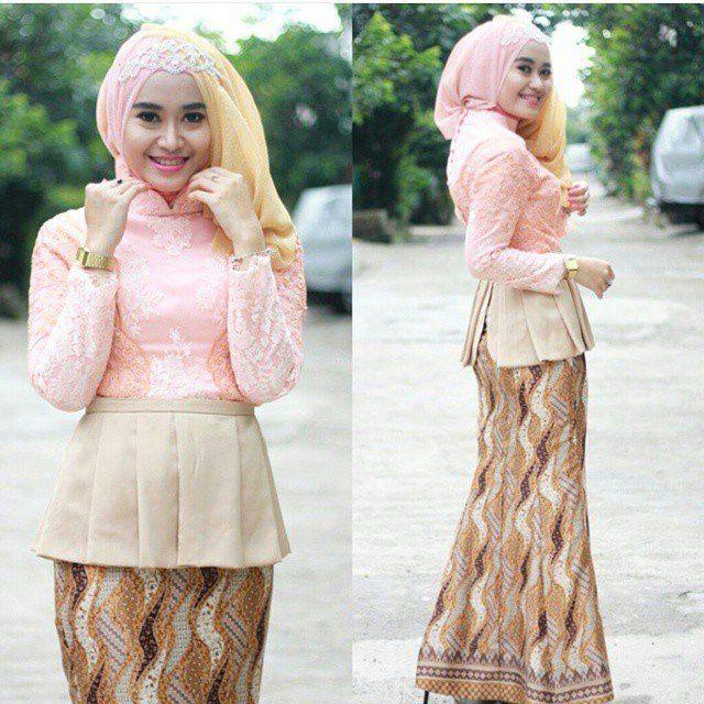 Simple Cute Dan Classy Kebaya Wisuda Kebaya Muslim Kebaya