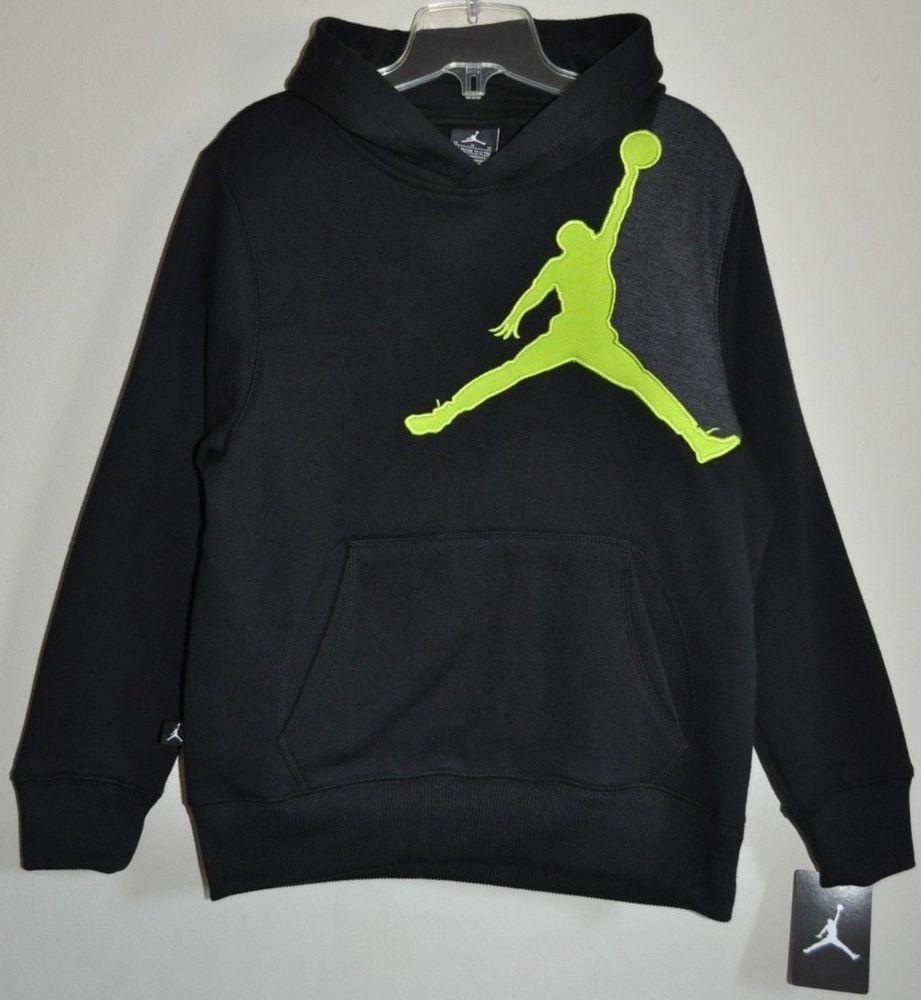 Nike Air Jordan Hoodies Pour Les Garçons