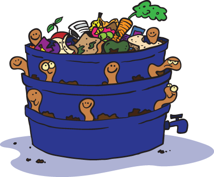Image result for worm garden clipart