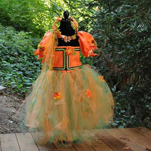 "Autumn Princess Costume by Beverlys.com Wouldn't you just feel like a ""Fall Princess"" wearing this one?"