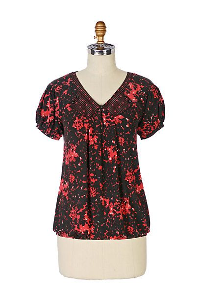 f262ad809472b Button Bouquet Tee #anthropologie | Anthropologie Ric Rac