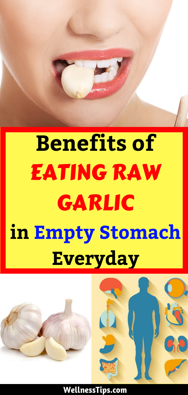 Benefits Of Eating Raw Garlic In Empty Stomach Everyday Garlic Health Healthy Healthbenefits Benefit Eating Raw Garlic Coconut Health Benefits Raw Garlic