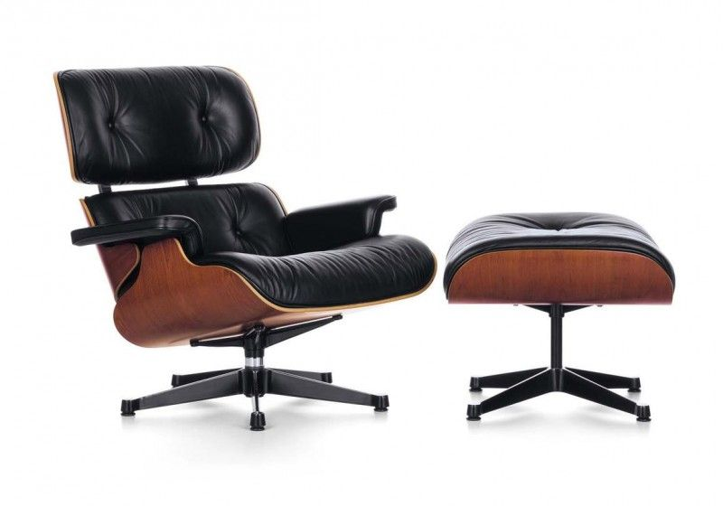 24 créations de Charles & Ray Eames Fauteuil design
