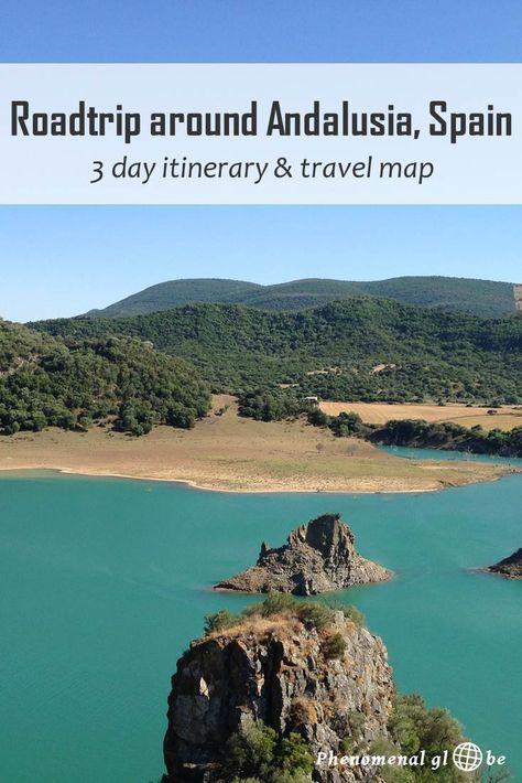 Road Trip In Andalusia A 3 Day Itinerary Andalusia Road trips