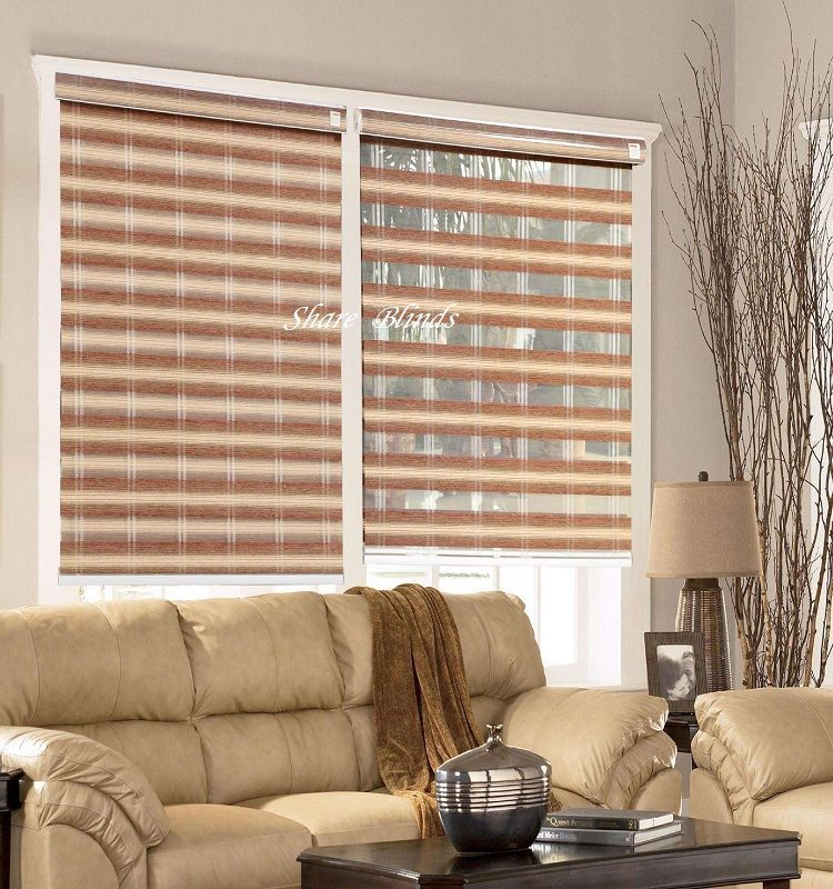 5 Simple and Stylish Ideas Brown Blinds Kitchen shutter blinds bay