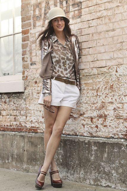 Adorable sequin + leopard + neutral combo by @Lindsey Grande Grande Calla #SaucyGlossie