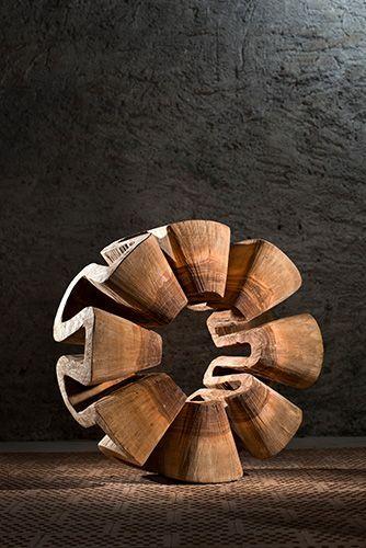 Räder - #sculpture #räder #woodsculpture