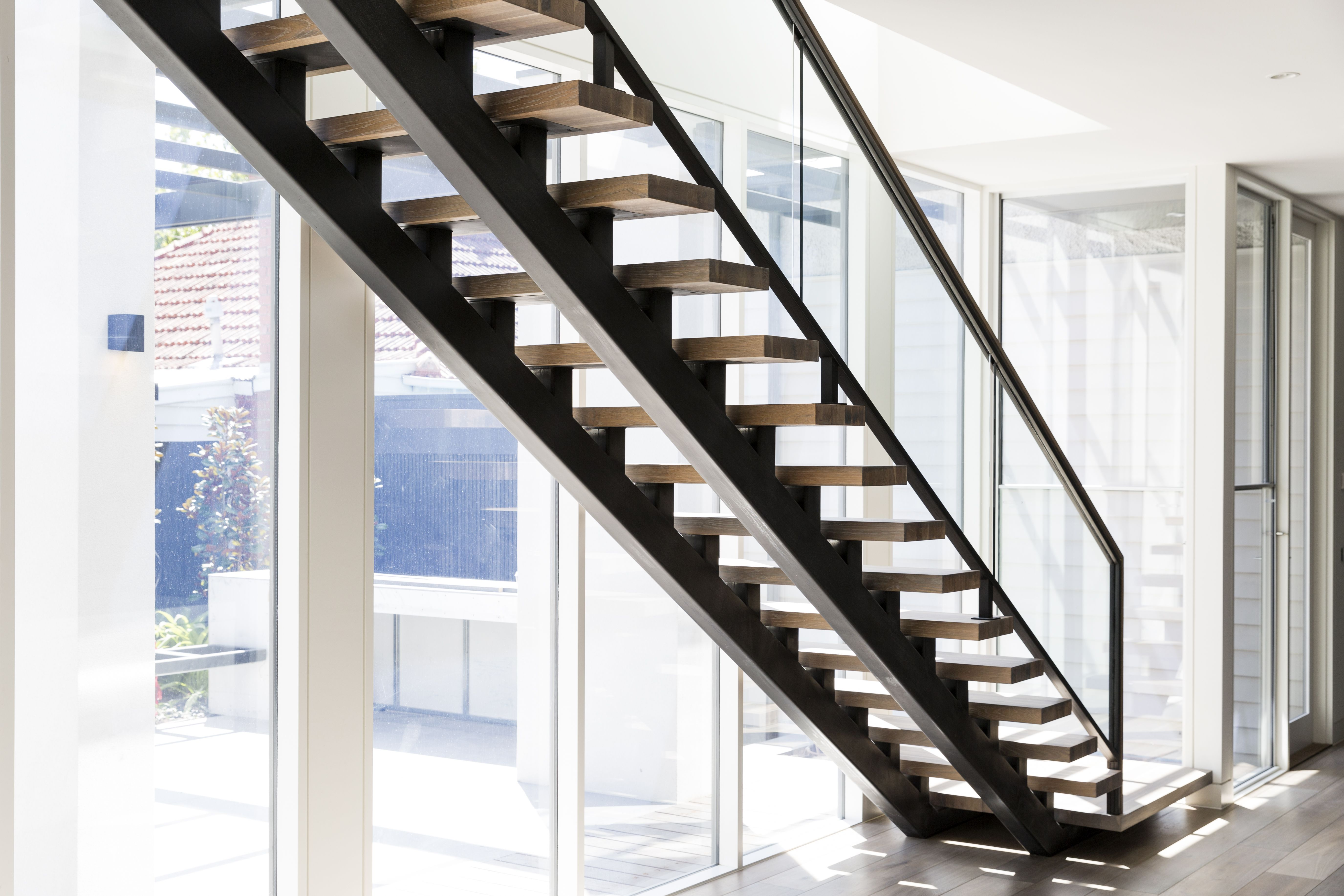 Best Stair Modern Design Architecture Steel Stringers 400 x 300