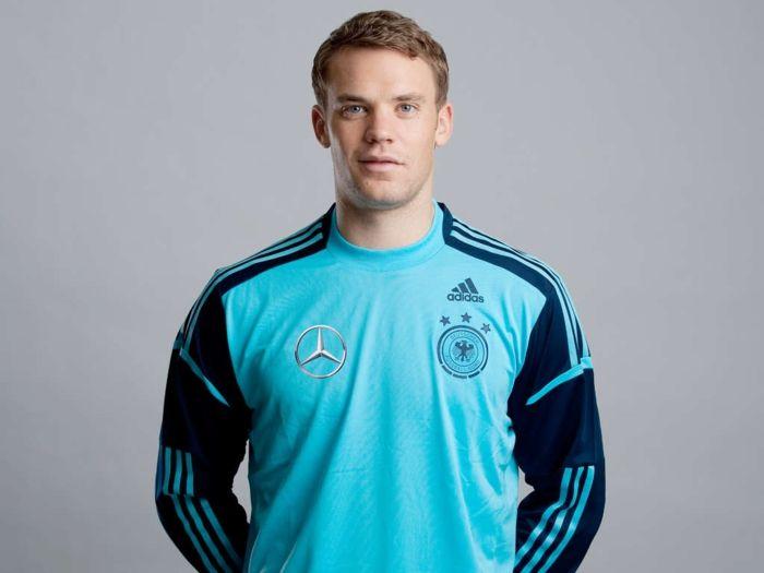 Deutsche Fussballer Die Fussballkarriere Von Manuel Neuer
