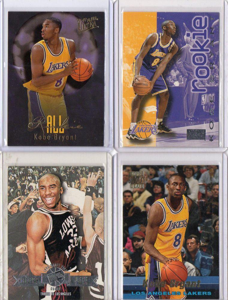 Kobe Bryant 96 97 Skybox Premium Rookie Card 203 Lakers Invest Retiring Stud Kobe Bryant Kobe Kobe Bryant Black Mamba